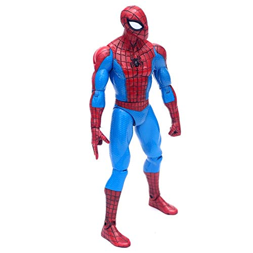Dhl Animado Spider-Man muñeca articulación móvil Decoración muñeca de Juguete 20CM Regalo