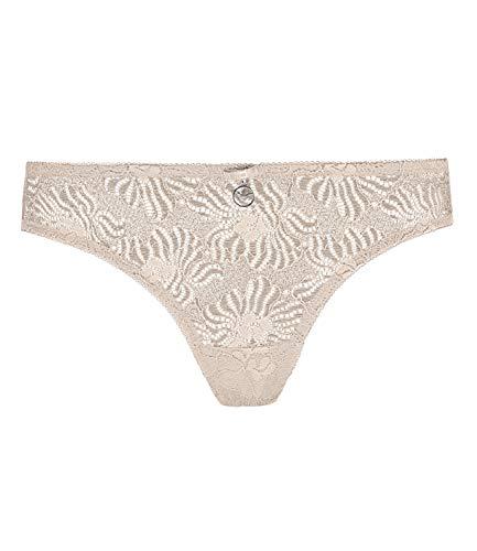 Emporio Armani Underwear Damen 162948CC204 Slip, Rosa (NUDO 03050), 38 (Herstellergröße: M)