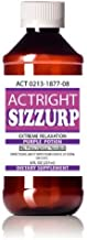 Actright (8oz) Purple Relaxation Syrup