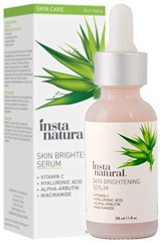 InstaNatural Brightening Antioxidant Hyperpigmentation Niacinamide