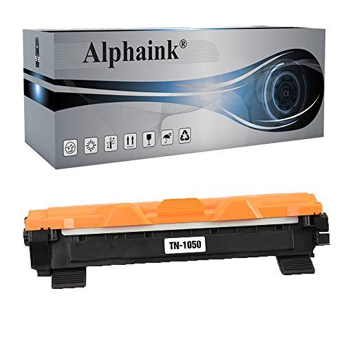 Alphaink Toner compatibilE con Brother TN-1050 TN-1000 per stampanti Brother HL-1210W HL-1212W HL-1110 HL-1112 DCP-1510 DCP-1512 DCP-1610W DCP-1612W MFC-1810 MFC-1910W