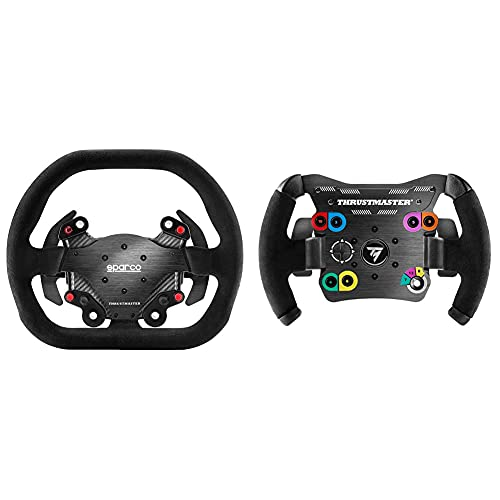 THRUSTMASTER Competition Wheel Add-On Sparco P310 Mod (PS4, Xbox Series X/S, One, PC) Open Wheel Add On (PS4, Xbox Series X/S, One, PC)