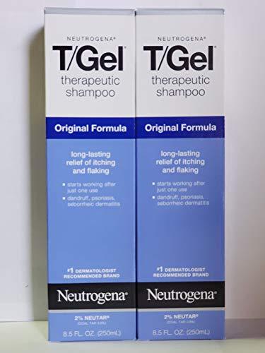 Neutrogena T/Gel Therapeutic Shampoo, Original Formula - 8.5 oz - 2 pk