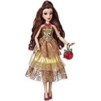 Disney Princess Contemporary Style Belle Doll with Purse & Shoes