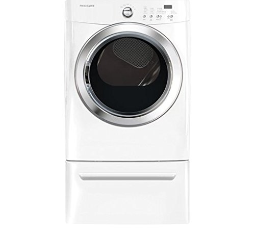 Frigidaire FFQG5100PW 17 kg Secadora Gas Carga Frontal, color Blanco