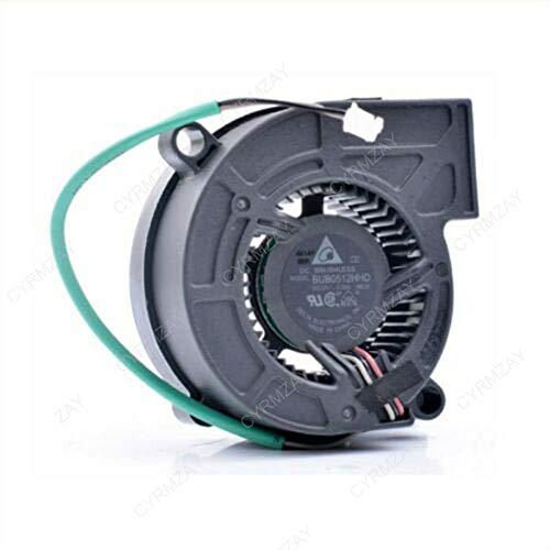 CYRMZAY Compatible para Delta BUB0512HHD 12V 0.26A 5CM 5020 3Pin MS517F Projector Blower Ventilador