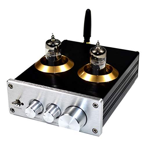 SDENSHI 6J5 Vakuumröhre Preamp Hi-Fi Stereo Tube Vorverstärker Kopfhörerverstärker Headphone Amplifier AMP