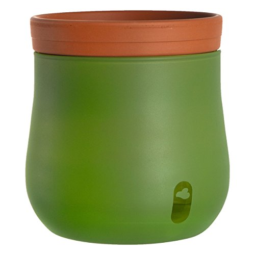 LEONARDO SERRA plantenpot, groen