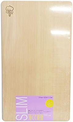 星野工業 調理用まな板 ナチュラル 24cm