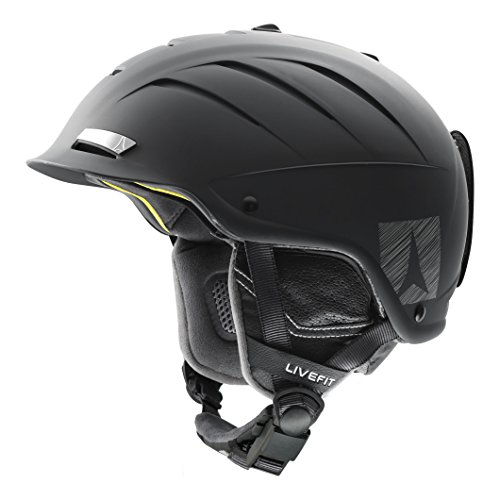 Atomic Nomad LF, Casco da Sci all-Mountain Uomo, Nero, L