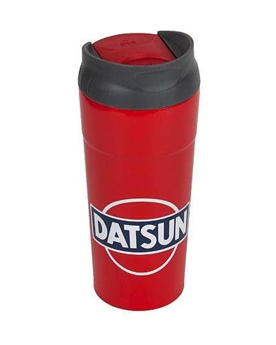 Nissan Genuine Datsun Travel Tumbler - Glossy Red