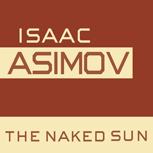 The Naked Sun cover art