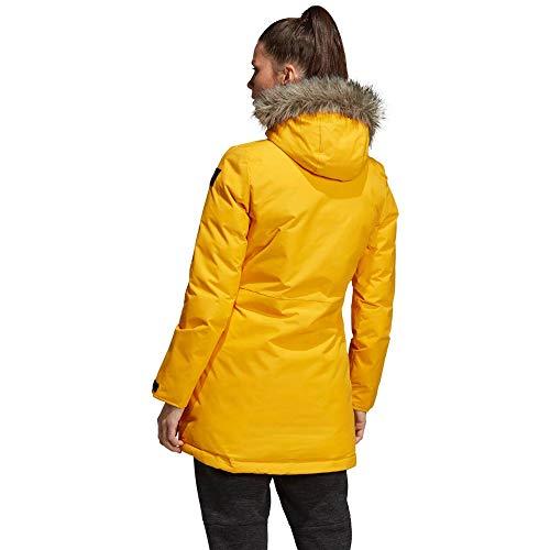 adidas W Xploric Parka Sweatshirt, Damen XS Oroact