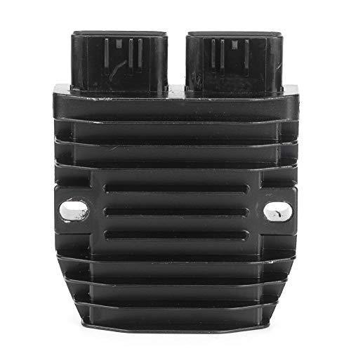 Gleichrichter für Motorrad-Spannungsregler aus Aluminiumlegierung Wechselstrom-Gleichstrom-Wandler Motor-Überspannungsschutz EFI-Spannungsregler Spannung für CFMoto CF250T-6A