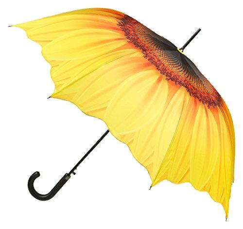 VON LILIENFELD Regenschirm mit Motiv Sonnenblume
