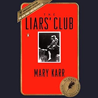 The Liar's Club audiobook cover art