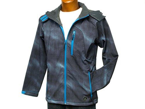 SD Best selection - Texas Jeans Soft Shell - Softshell Vestes - Bleu Marine/Bleu Nuit - Taille XL