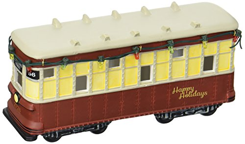 Department 56 A Christmas Story Village Streetcar Lit House
