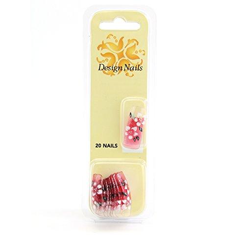 Nail Art Trendy Airbrush Nail Tips