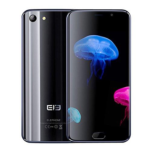 Elephone ELE S7 4G LTE スマートフォン 5.5インチ 1080x1920px Helio X20 デカコア CPU 4GB RAM 64GB ROM Android 6.0 OS 13.0MP / 5.0MP カメラ 3000mAh Battery 指紋認識 ロック解除 GPS メタルフレーム