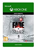 fade to silence | xbox one - codice download