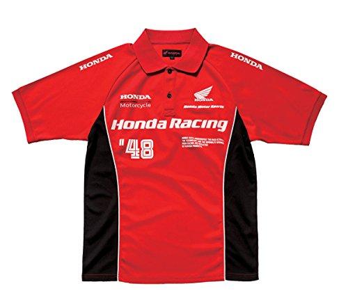 Honda(ホンダ)  コミュニケーションポロシャツ ブラック Lサイズ 0SYTN-X58-KL