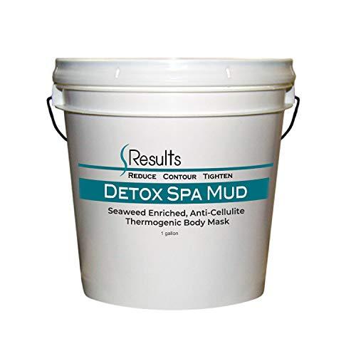 Spa Mud (Seaweed) Body Wrap Formule minceur détox et anti-cellulite - 1 gallon
