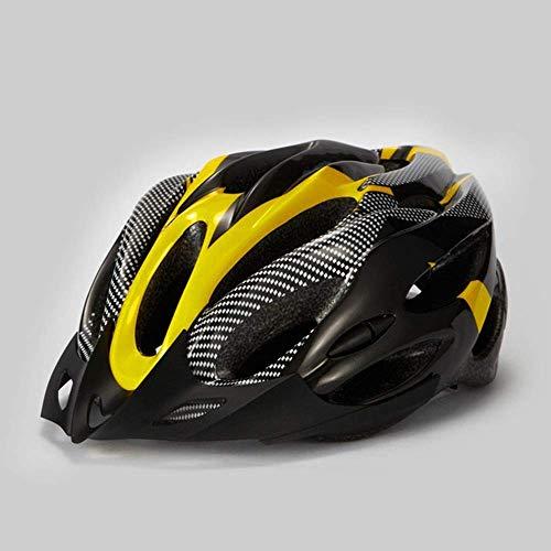 Casco de bicicleta, montar a caballo de la bicicleta del casco de...