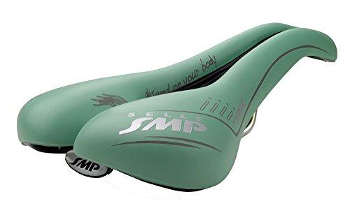 Smp Trk–Sillín, color verde, Talla M