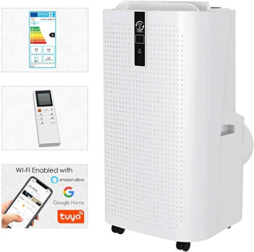 Famgizmo Portable Air Conditioner Unit, 12000 BTU 4in1 Air Conditioning with Air...