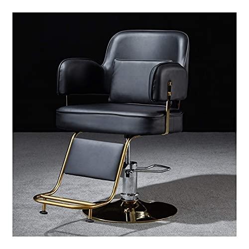 DGHJK Sillas de Peluquero para Peluquero, sillón de Peluque
