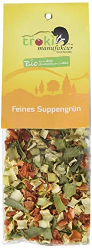 Troki Bio Suppengrün, 6er Pack (6 x 50 g)