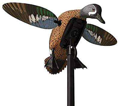 MOJO Elite Series Spinning Wing Motion Duck Decoy for Duck Hunting