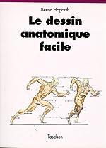 Le dessin anatomique facile de Burne Hogarth