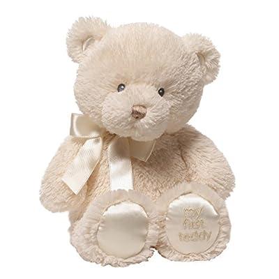 Gund Baby My 1st Teddy Plush, Cream