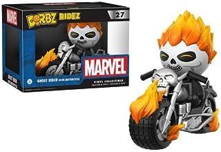 Dorbz Ridez- Marvel Ghost Rider On Motorcycle Figura de Vinilo (Funko 13716)