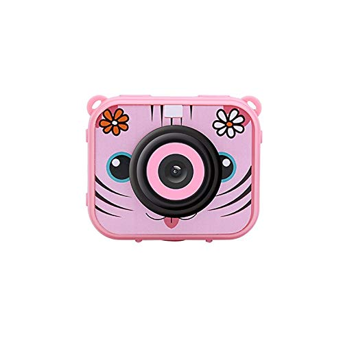 Goldyqin At-G20 5Mp Hd digitale camera kindercamera camcorder met sport waterdichte kit voor zwemmen - roze