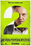 Seven PSYCHOPATHS - Christopher Walken – Film Poster