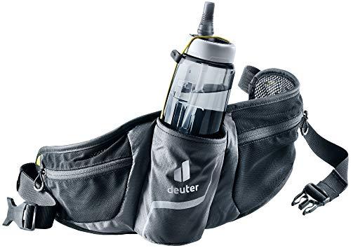 deuter Unisex– Erwachsene Pulse 2 Hüfttasche, black, One Size
