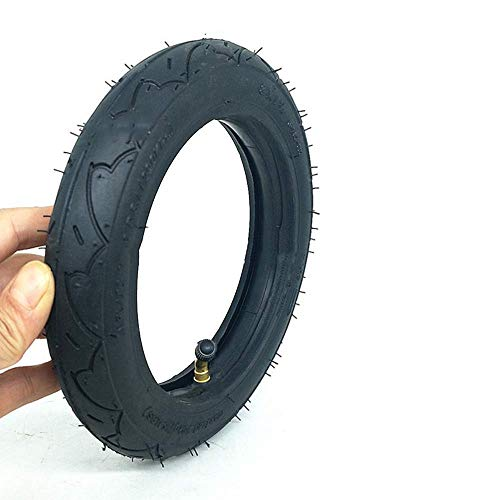 Neumáticos para patinetes eléctricos, 8 Pulgadas, 200 x 45, neumáticos Antideslizantes Resistentes al Desgaste, adecuados para neumáticos sólidos y neumáticos para cochecitos/patinetes eléctricos,