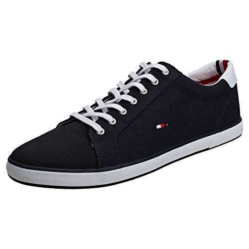 Tommy Hilfiger Harlow Herren Sneaker Blau