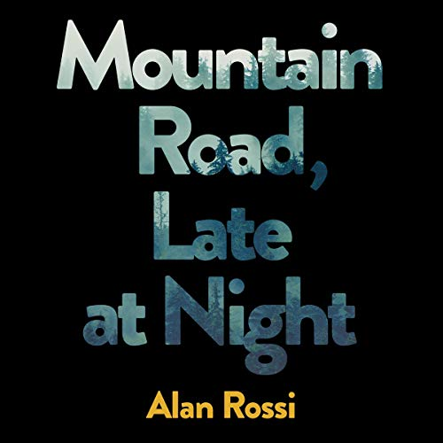 Mountain Road, Late at Night audiobook cover art