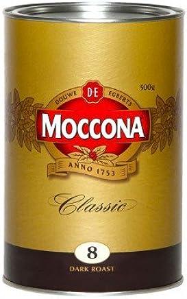 Moccona Classic Dark Roast Instant Coffee 500gm