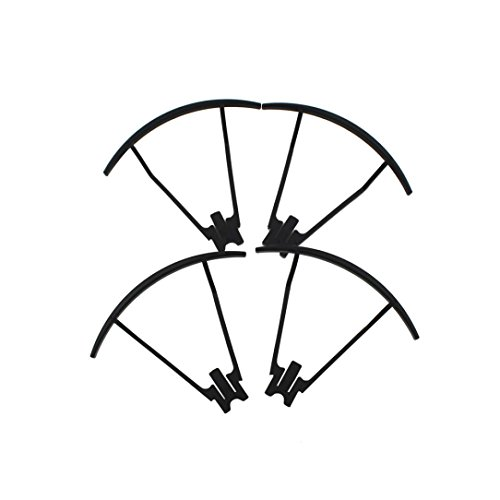 YJYdada VISUO XS809HW XS809W RC Quadricóptero Peças sobressalentes Capa protetora de hélices