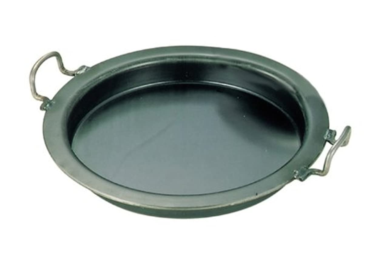 勇気フィード期限切れ鉄 ギョーザ鍋 39cm
