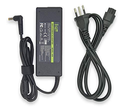 New Net Alimentatore Caricatore Notebook Adattatore per Acer Aspire 19V 4.74A 90W (75W 65W Compatibile) Caricatori alimentatori Caricabatterie Connettore: 5.5X1.7MM