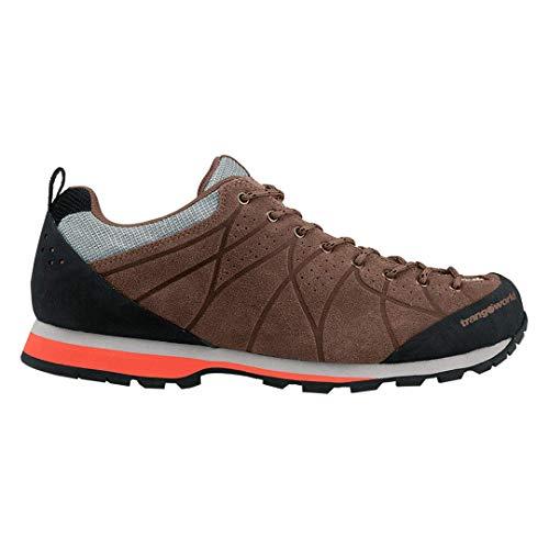 Trangoworld Bomio IP, Chaussures de Randonnée Basses Mixte Adulte, Marron (Marron Chocolate 0au), 42 EU