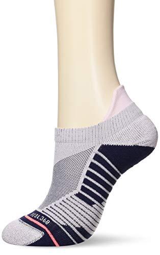 Stance Isotonic Tab No Show Socks in Purple (Medium)