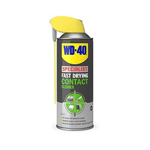 WD-40 Specialist Pulitore Contatti Ad Asciugatura Rapida Da 400 ml