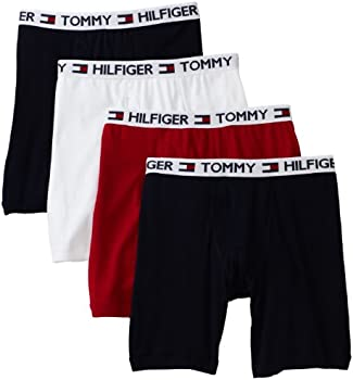 Tommy Hilfiger Men's Underwear 4 Pack Boxer Brief